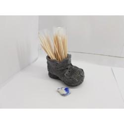 Toothpicks holder Toothpicks stand Match Stand Train Match Stand Toothpick holder Concrete Toothpick Holder