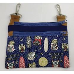 Сумки женские Сумки женские джинсовые Набедренная сумка женская