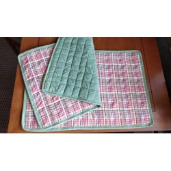 Napkins Decorative napkins Napkins for the kitchen table Quilted napkins Napkins under dishes Christmas napkins