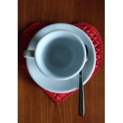 Napkins Decorative napkins Napkins for the kitchen table Quilted napkins Napkins under dishes Napkins heart