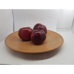 Блюдо для фруктов Блюдо для фруктов ручной работы Блюдо для фруктов из бетона Бетон Ручная работа Лофт