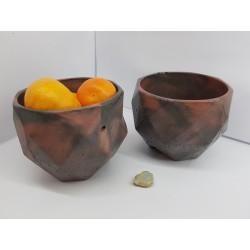 Small fruit bowl Fruit bowl Concrete fruit bowl Handmade fruit bowl Handmade Concrete Loft Fruit platter