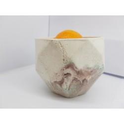 Маленькая фруктовница Фруктовница Фруктовница ручной работы Фруктовница из бетона Бетон Ручная работа Лофт