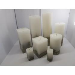 Набор свечей Свечи Свечи декоративные Бетонные свечи  Свечи ручной работы Эксклюзивные свечи