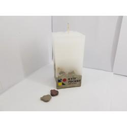 Свечи Свечи декоративные Бетонные свечи  Свечи ручной работы Эксклюзивные свечи Свечи с логотипом