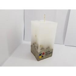Candles Decorative candles Concrete candles Handmade candles Exclusive candles Candles with logo