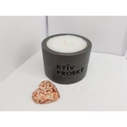 Свечи с логотипом Свечи с фактурным логотипом Индивидуальные свечи Свечи ручной работы