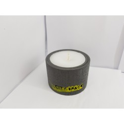 Logo Candles Textured Logo Candles Customized Candles Handmade Candles