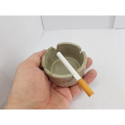 Small ashtray Ashtray Concrete ashtray Handmade ashtray Exclusive ashtray Unique ashtray Ashtray Loft