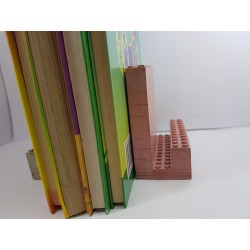 Bookend Concrete Bookend Handmade Bookend Bookend Loft