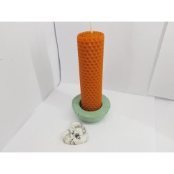 Beeswax candles Rolled beeswax candles Hand rolled beeswax candles Rolled wax candles Handmade candles Hand carved candles