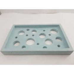 Soap dish Concrete soap dish Handmade soap dish Exclusive soap dish Unique soap dish