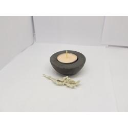 Tea light candle holders Handmade concrete tea candle holder Handmade candle holders Concrete candle holders