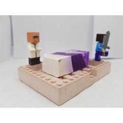 Мыльница конструктор Мыльница кубики Мыльница строительные кубики Мыльница детские кубики Мыльница ручной работы