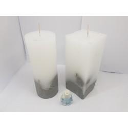 Набор свечей Набор декоративных свечей Набор бетонных свечей Набор свечей ручной работы Набор эксклюзивных свечей