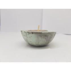Tea candle holder Tea light candle holder Candlestick Handmade candlestick Concrete candlestick Loft Beautiful candlesticks