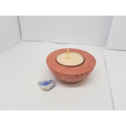 Tea candle holder Tea light candle holder Candlestick Handmade candlestick Concrete candlestick