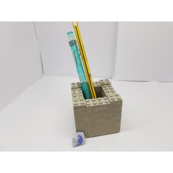 Pen and pencil holder Pen holders Original pen holders Pen cup Pen cup holder
