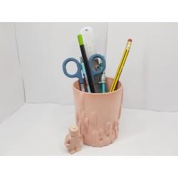 Подставка для ручек и карандашей Подставки для ручек Оригинальные подставки для ручек Стакан для ручек Стаканчик для ручек