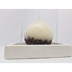 Candles Coffee candles Handmade candles Coffee scent candles Coffee bean candles Handmade Interior candles