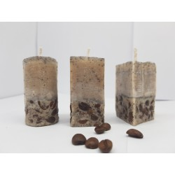 Свечи Набор свечей Набор свечей кофе Набор кофейных свечей Набор свечей с ароматом кофе Набор свечей с кофейными зернами