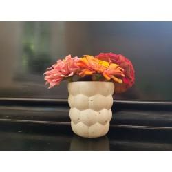 Unusual flower vase Art Nouveau Decor Design Home decor Minimalism Rustic style Loft