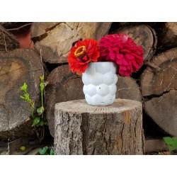 Уникальная ваза для цветов Креативная ваза Ваза Лофт Ваза для цветов ручной работы