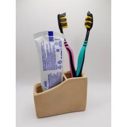 Toothbrush organizer Handmade toothbrush trganizer Concrete toothbrush organizer Concrete Handmade