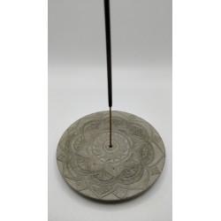 Incense holder Fashionable incense holder Incense burner holder Concrete incense holder Handmade incense holder