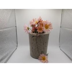 Vase Flower vase Concrete flower vase Handmade Exclusive flower vase Unique flower vase Creative vase Vase Loft