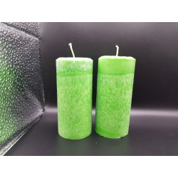 Candles Set of candles Palm wax candles Eco-friendly candles Natural candles Palm candles