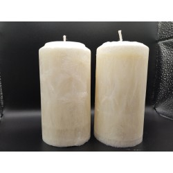 Candles Set of candles Candles Palm wax candles Eco-friendly candles Natural candles Palm candles Handmade candles