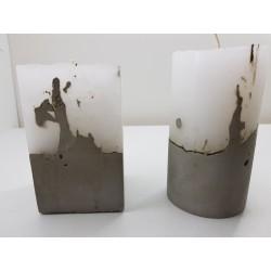 Уникальные свечи Свечи Лофт Лучшие свечи Креативные свечи Красивые свечи Набор свечей