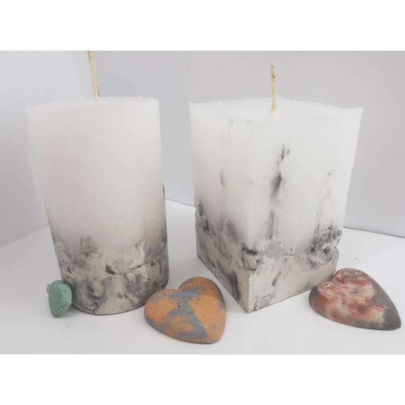 Свеча из бетона купить бетон в ирбите с доставкой цены