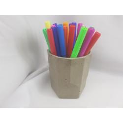 Подставка Подставка для ручек Подставка для ручек ручной работы Подставка из бетона
