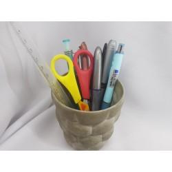 Buy pen holder Office pen holder Loft pen holder Creative pen holder Unusual pen holder