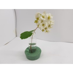 Мини ваза Ваза для полевых цветов Маленькая ваза для цветов Миниатюрная ваза для цветов Мини ваза Лофт