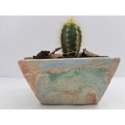 Desk Decoration Concrete Planter Concrete Plant Pot Pot for Plant Desk Planter