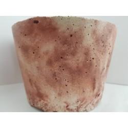 Бетонные горшки для цветов Цветочные горшки Ручная работа Уникальные кашпо Уникальные цветочные горшки