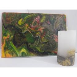 Флюид арт, Техника флюид арт, Картины флюид арт,  Абстрактная живопись, Абстрактная картина, Современная абстрактная живопись