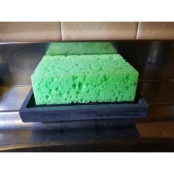 Держатель для кухонной губки Подставка под губку для мытья посуды Подставка для мочалки на кухню
