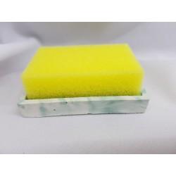 Sponge holder Kitchen Sponge Holder Concrete sponge holder Sponge holder in the sink Sponge holder for the kitchen