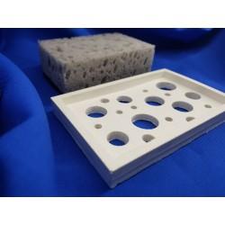 Подставка под губку Держатель для губки Держатель для губки в раковину Подставка для губки Подставка для губки на кухню