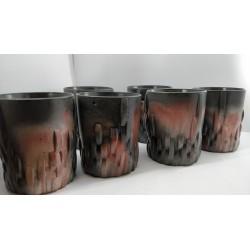 Оригинальные стаканы для виски Красивые стаканы для виски Стакан для бурбона Стакан для бренди Стаканы для виски