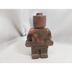 Figures similar to Lego Concrete man similar to Lego Figures of a robot similar to Lego Handmade Concrete