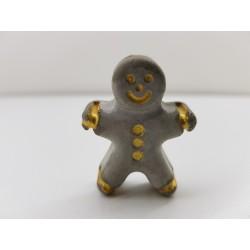 Gingerbread man Concrete Concrete gingerbread man Gingerbread man figures Handmade