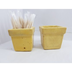 Подставка для зубочисток Подставка под зубочистки Подставка для зубочисток ручной работы