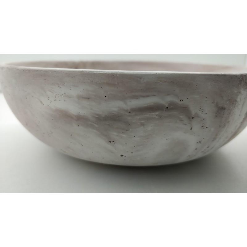 Plate Concrete plate Handmade plate Concrete tableware Handmade