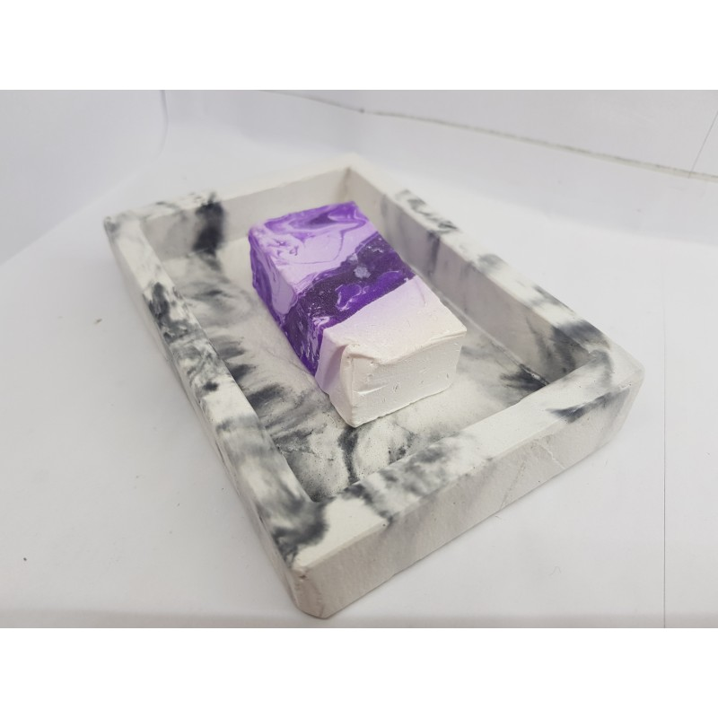 Soap dish Concrete soap dish Handmade soap dish Exclusive soap dish Unique soap dish Soap dish Loft