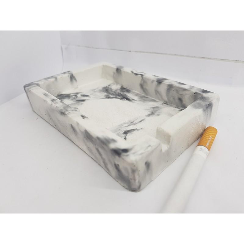 Ashtray Concrete ashtray Handmade ashtray Exclusive ashtray Unique ashtray